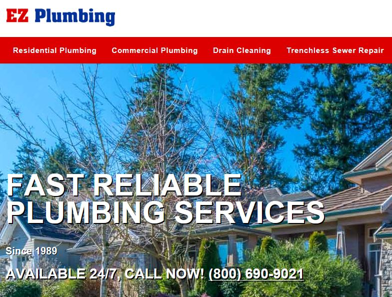 CASE STUDY: SEO for Plumbing Company